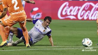 El Zaragoza volvió a fallar en La Romareda.