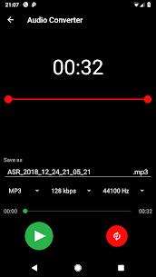 Gravador grátis de áudio MP3 ASR [Pro Unlocked] 7