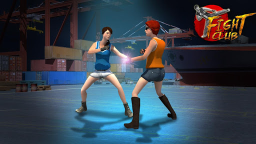 FIGHT CLUB MANIA - REVOLUTION 2K18: FIGHTING GAMES