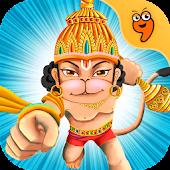 Hanuman Hero Run