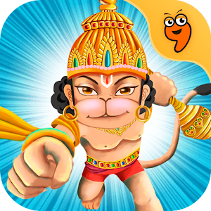 Hanuman Hero Run
