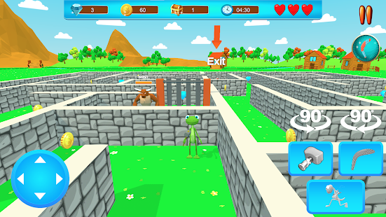 Labyrinth 3D - Maze Games and Puzzles Screenshot