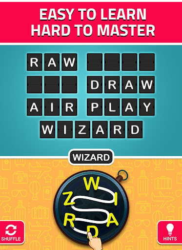 (APK) تحميل لالروبوت / PC Word Trip - Word Connect & word streak puzzle game ألعاب screenshot