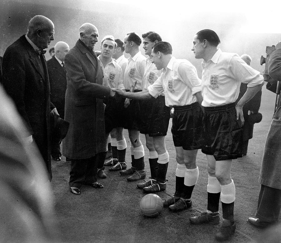 The Match Of The Century: England 3-6 Hungary, 1953 | Who Ate all ...