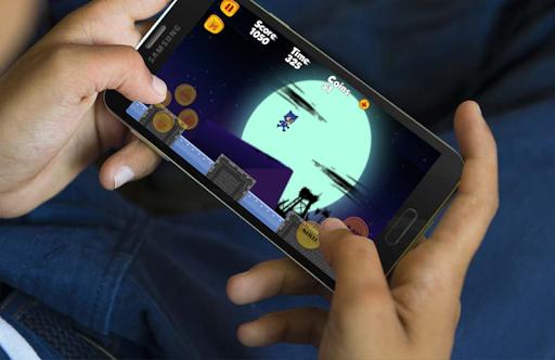 Super Masks: Moonlight Adventure android2mod screenshots 2