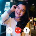 Fake Call with Naisa Alifia Yuriza (N.A.Y) icon