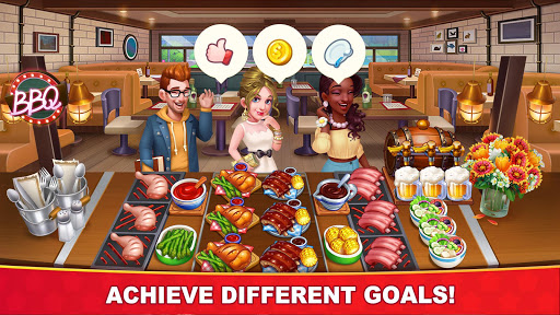 Screenshot for Cooking Hot - Crazy Chef Cooking Craze in Kitchen in United States Play Store
