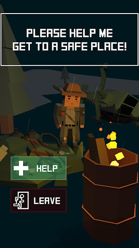 Zombie War Survivor : Forest of the Walking Dead screenshot 21