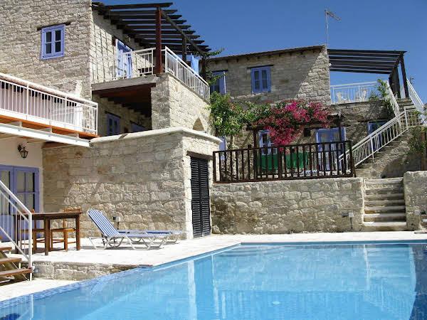 Bed & Breakfast Danae Villas, Cyprus Villages