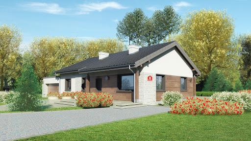 projekt Dom przy Bukowej 8
