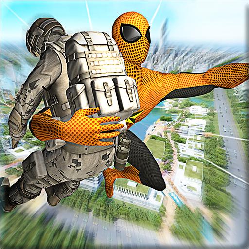 Rescue Spider Super War Hero
