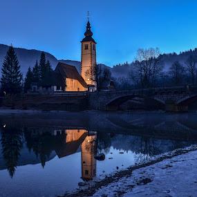 Sv. Marko by Bojan Kolman - Buildings & Architecture Places of Worship (  )