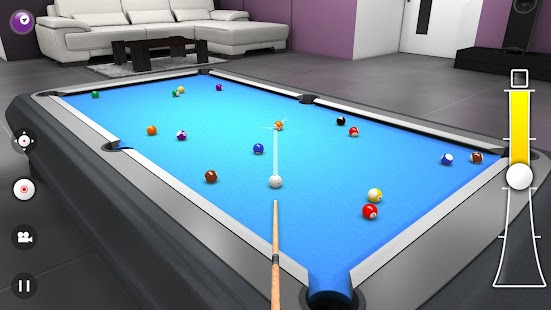 Pool Billiards 3D FREE- screenshot thumbnail