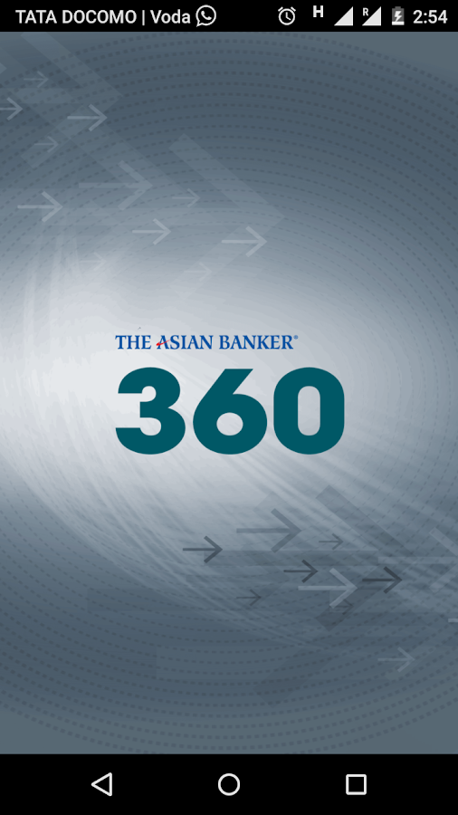 The Asian Banker 360- screenshot
