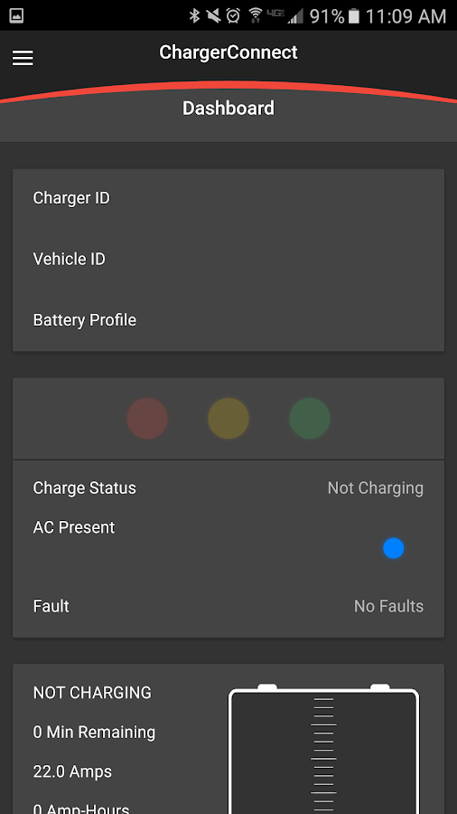 ChargerConnect- screenshot