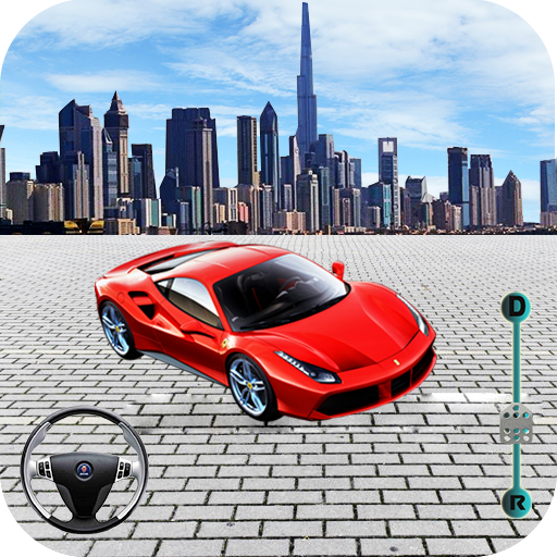 Classic Car Parking 3D: Extreme Driving Adventure