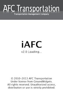 iAFC - náhled