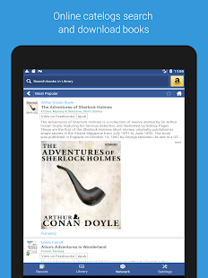 App KReader read for kindle file, pdf and all formats APK for Windows Phone