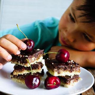 Cherry Coconut Chocolate Raw Bar.