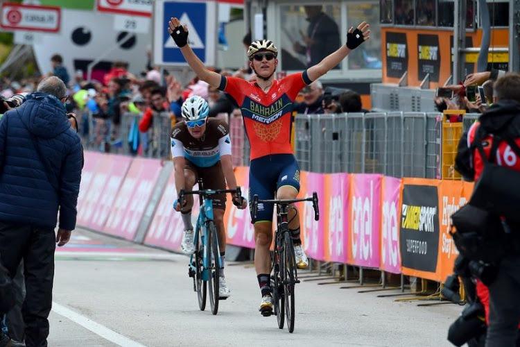 Verbluffende Mohoric rondt monstersolo af in Polen, revelatie uit de Ronde van Italië eindwinnaar