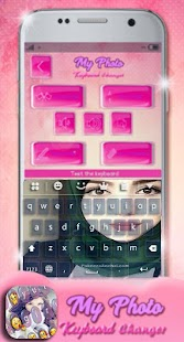 my photo girl new keboard free - náhled