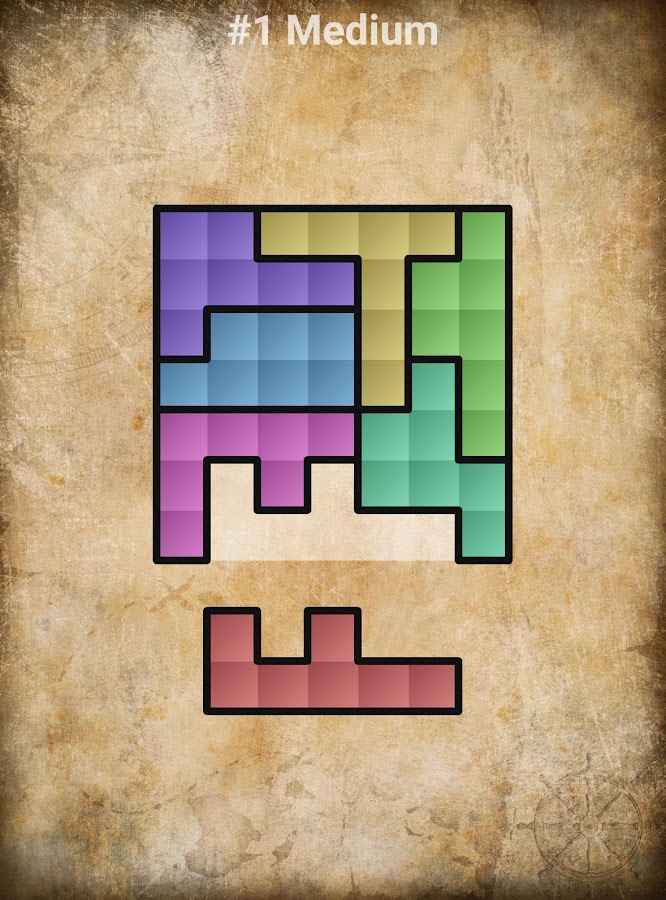Screenshots of Block Puzzle for iPhone