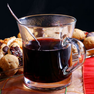 Christmas Punch with Port.