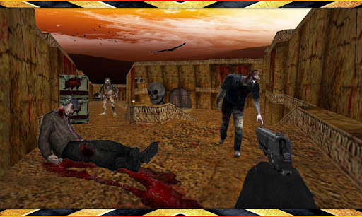 Scary Death Shooter game (apk) free download for Android/PC/Windows screenshot