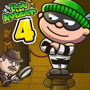 Bob The Robber 4 APK Cracked Download