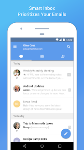 Email Messenger (Unreleased)- screenshot thumbnail