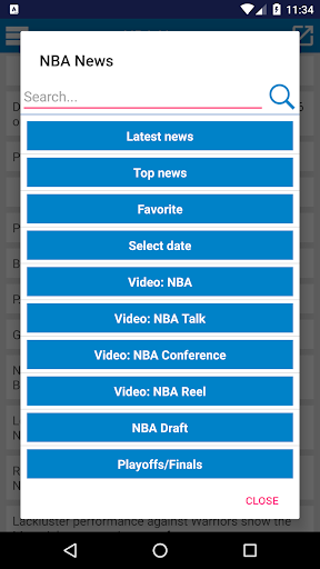Breaking NBA News 2.0 screenshots 2