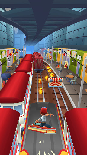 Subway Surfers filehippodl screenshot 3