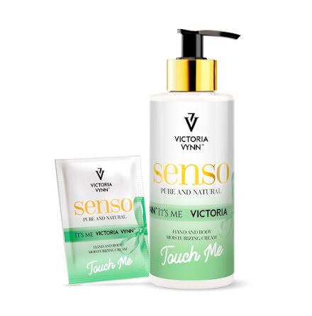 Hand & Body Cream Senso Touch me 250 ml