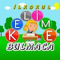 İLKOKUMA YAZMA  KELİME BULMACA OYUNU / ÜCRETSİZ icon