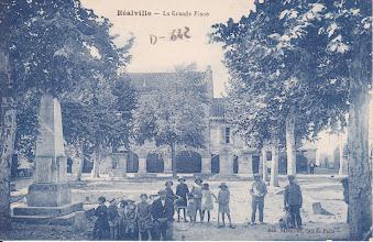 Photo: 82 - Réalville  Carte écrite en 1926