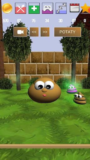 Potaty 3D Classic fond d'écran 2