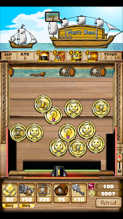 Pirate coin pusher 2D full - náhled