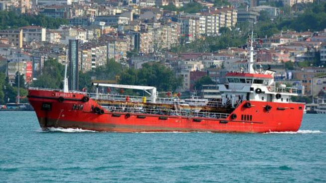 Nave mercantile El Hiblu 1