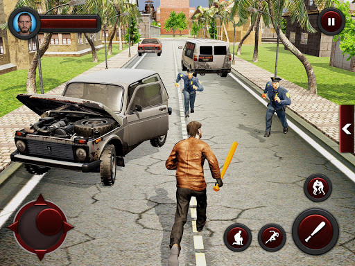 Miami Crime Auto Gangster Survival 1.5 screenshots 9