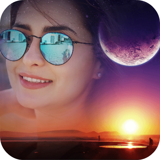 Night Frames: Photo Effect Camera for Pictures App Icon