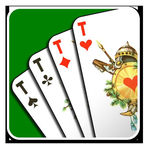 Карточная игра Бур-Козел (game)