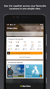 Met Office Weather Forecast 1.36.0
