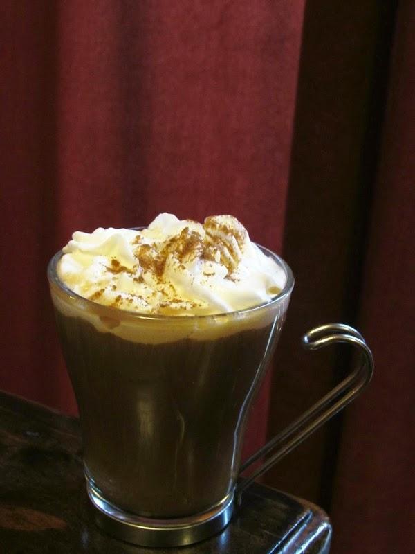Soothing Orange Mocha Coffee Recipe