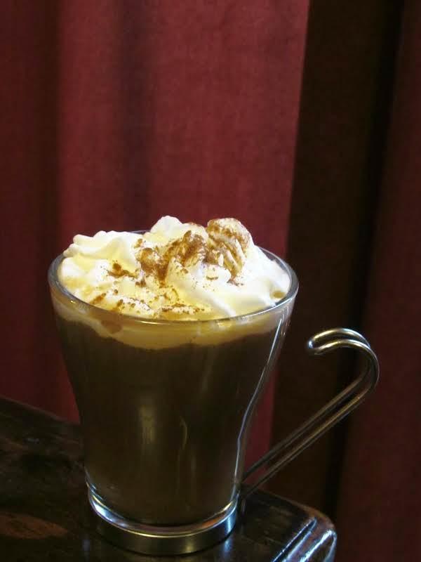 Soothing Orange Mocha Coffee