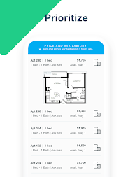 Apartment List: Housing, Apt, and Property Rentals APK screenshot thumbnail 13