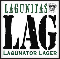 Logo of Lagunitas Lagunator