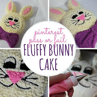 Fluffy Bunny Cake Recipe
