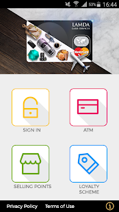 Lamda Card Services - náhled