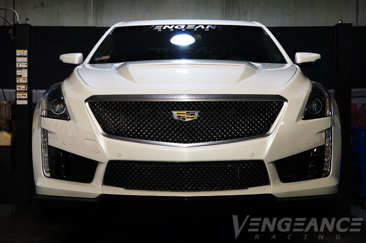 VR] Vengeance Racing Receives Gen III CTS-V - 593rwhp