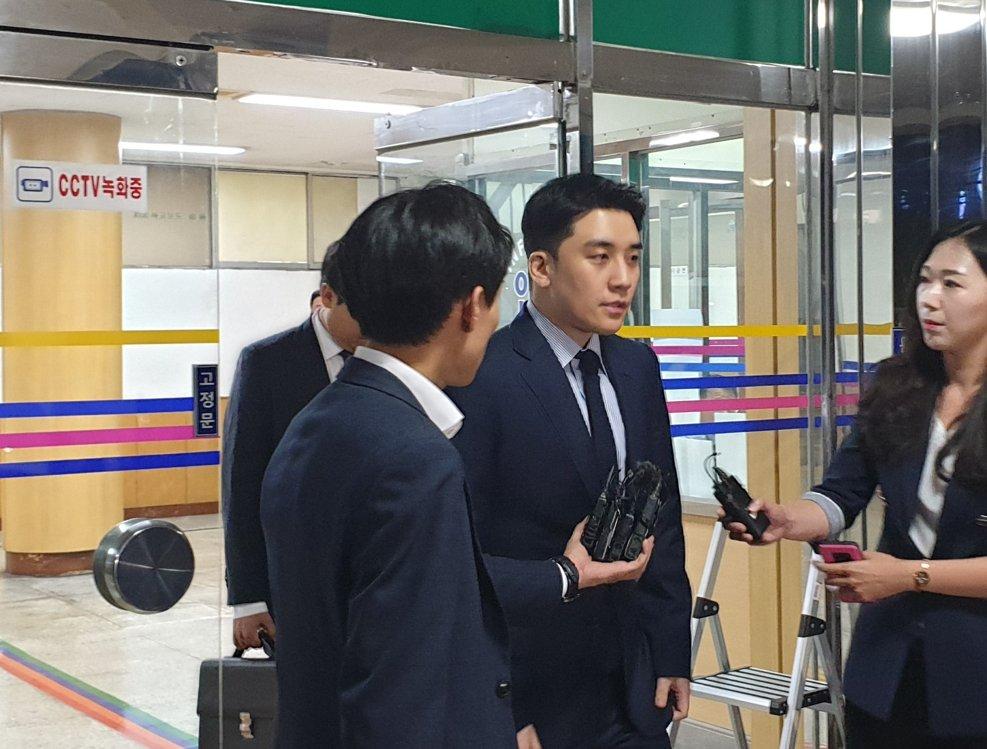seungri investigation military 1